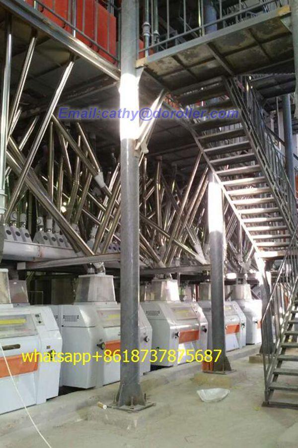 wheat flour mill machine for sale
