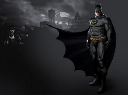Плащ бэтмена