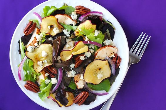 Favorite Apple Chicken Salad | gimmesomeoven.com
