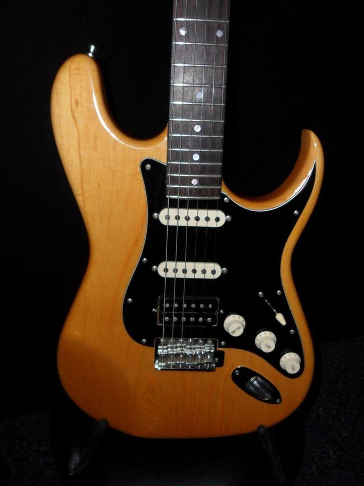 LUK Stratocaster Signature - handmde by German luthier