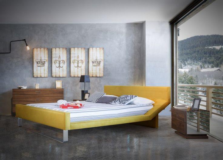 X Alito Yatak / X Alito Bed / #furniture #mobilya #yatakodasi #bedroom