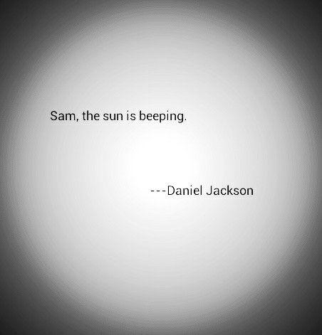 #Stargate #SG1 #Daniel #Jackson #Samantha #Carter