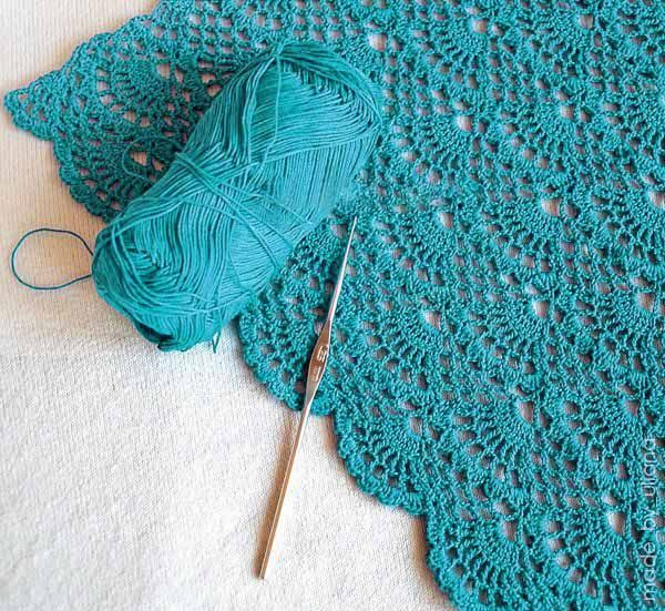 Free Crochet Pattern Stitch Open Skies | Crochet Hooks and Yarn