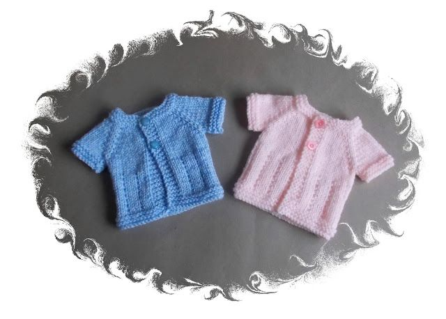 I love writing preemie baby patterns - there is such a need for them   - and especially cute and easy patterns for the boys.   I think ...