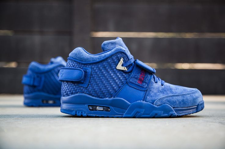 Nike Air Trainer Victor Cruz: Blue