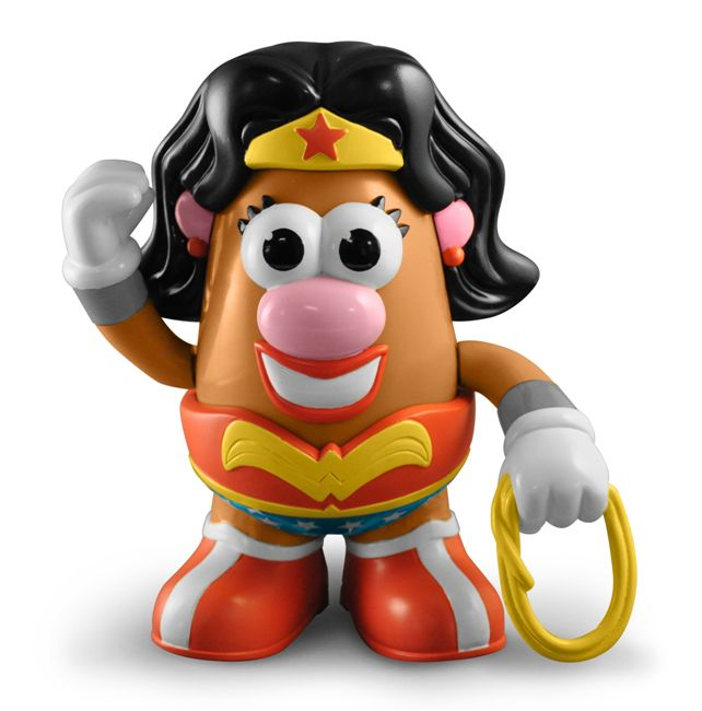 Wonder Potato Head