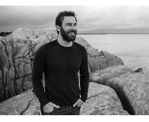 Clive Standen by Jason Goodwich