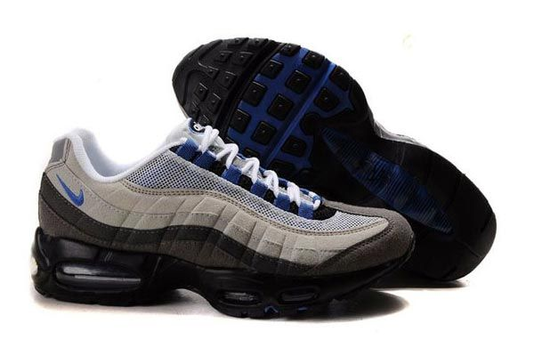 Womens Nike Air Max 95 Grey Blue AMFW0238