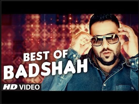 Best of Badshah Songs (Hit Collection)| BOLLYWOOD SONGS 2017| INDIAN SON...