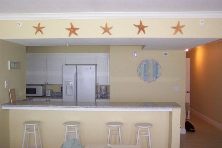 17 best ideas about beach theme kitchen on pinterest for Beach condo kitchen ideas