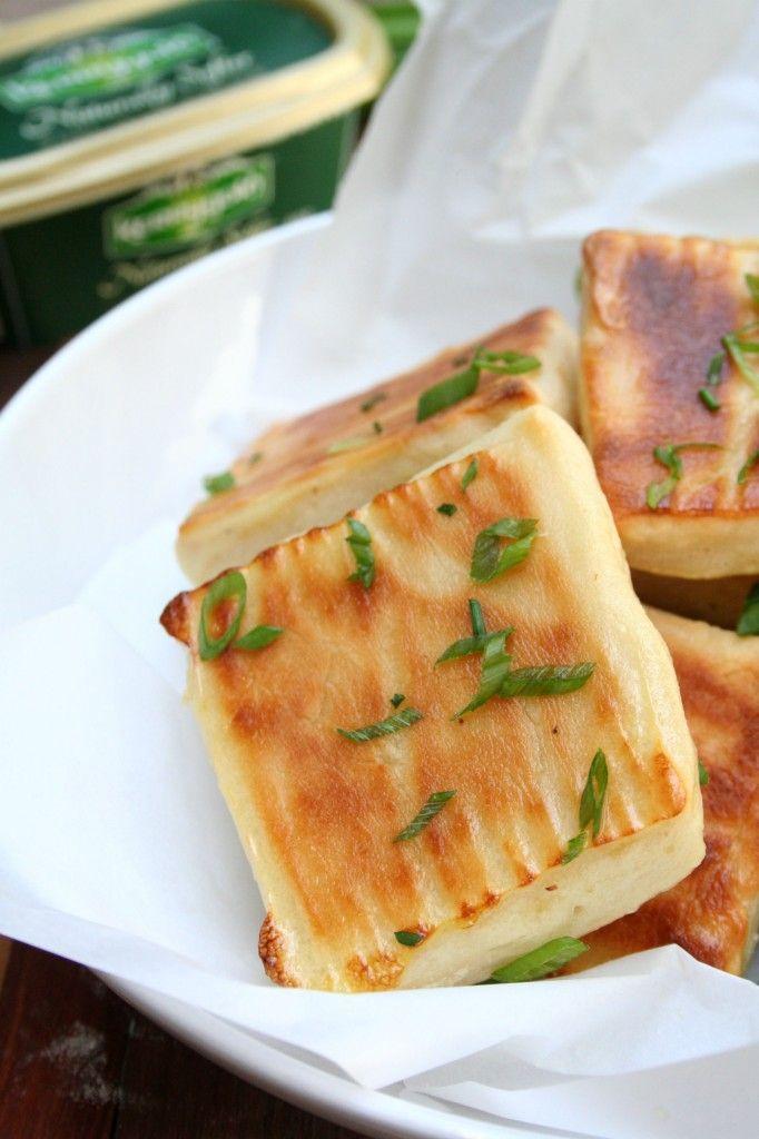 Irish Potato Bread.  #irish #potatobread http://dashofsavory.com/savory/irish-potato-bread/❤️