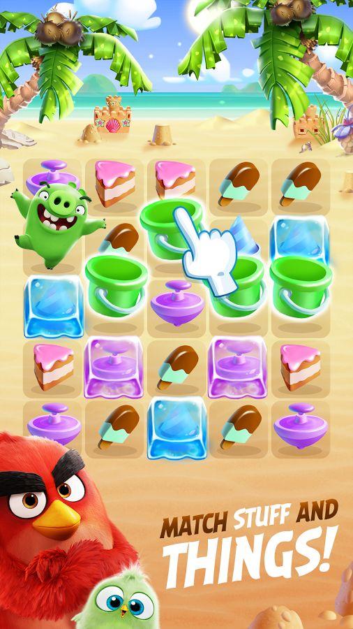Скачать Angry Birds Match 1.1.0 для Android