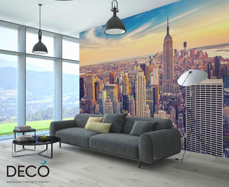 Oltre 25 fantastiche idee su decorazione arte murale su for Decorazione wallpaper