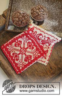 DROPS Christmas Calendar 2014- free knitting pattern