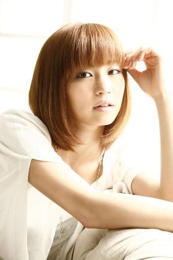 パッツン前髪のボブもよく似合う♡安田美沙子さんの髪型一覧です♡