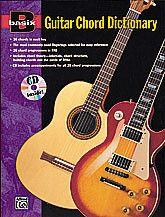Basix®: Guitar Chord Dictionary (Book & CD)
