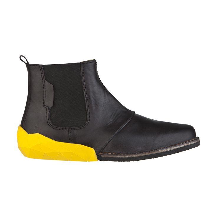 EL NATURALISTA - nc31 homemade black-yellow / tower