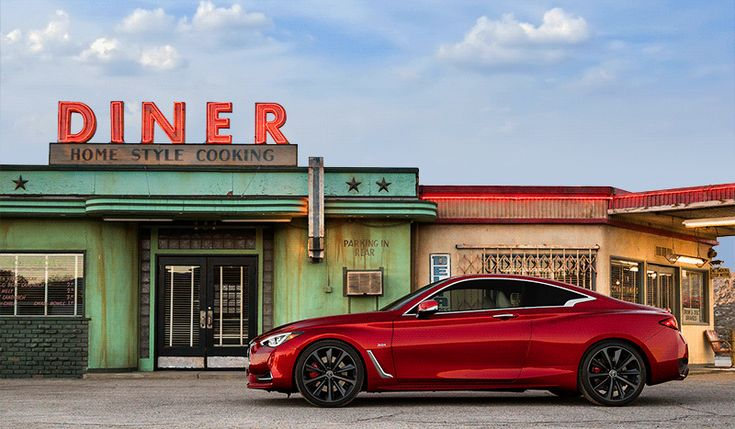 All-new 2017 Infiniti Q60 sports coupe: Designed and engineered to perform