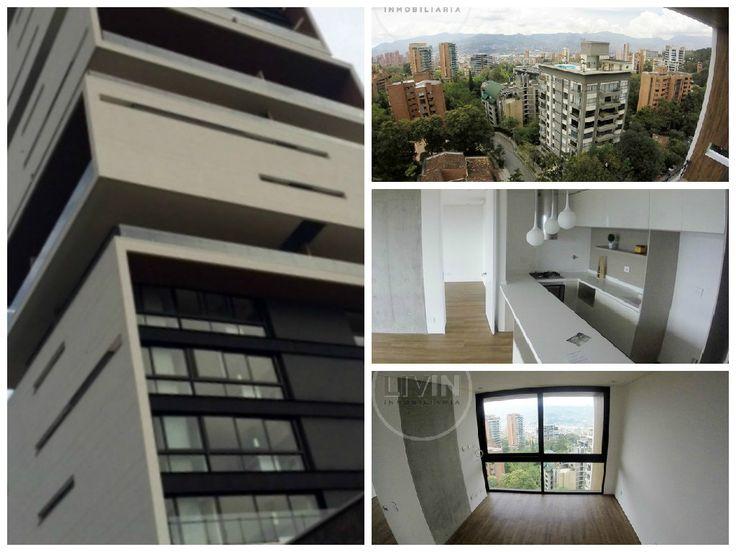 ¡¡#Apartamento para ESTRENAR en el edificio ENERGY!!. Está ubicado en Las Lomas y es para #arriendo Tiene una hermosa vista a la ciudad, acabados de lujo, sala, comedor, 3 baños, 2 habitaciones, cocina integral y parqueadero. Además el edificio cuenta con piscina, salón social, turco, gimnasio, solárium y vigilancia 24 horas #ArriendoLivin #Livin #Medellín #Poblado. Más info>> http://goo.gl/1ULP3Y