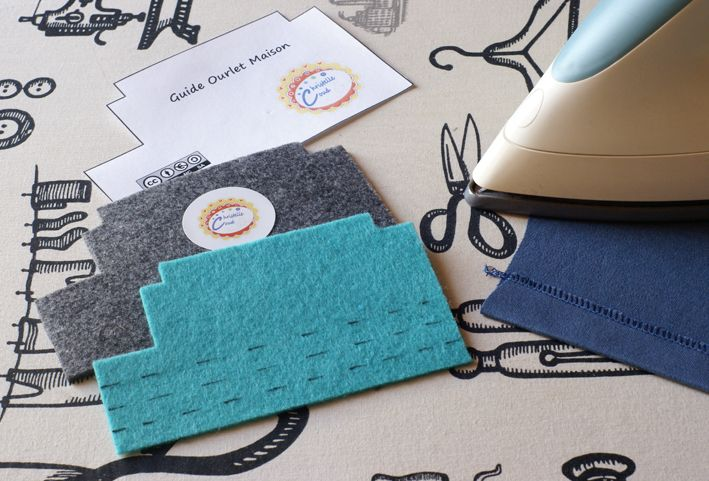 guide pour marquer les ourlets en couture christelle beneytout Free Download for home made hem gauge