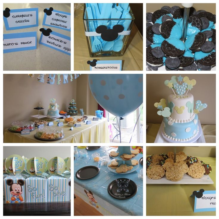 Mickey Mouse 1st Birthday #FlutterBloomEvents #BabyMickeyBirthdayParty #MickeyMouseClubHouse #Mouseketers