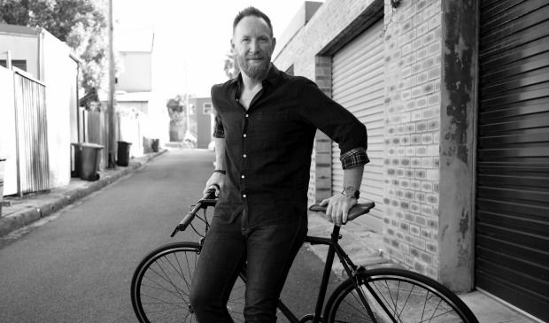 The principal of Hoyne design on why lycra and cafés are not a good fit for him.