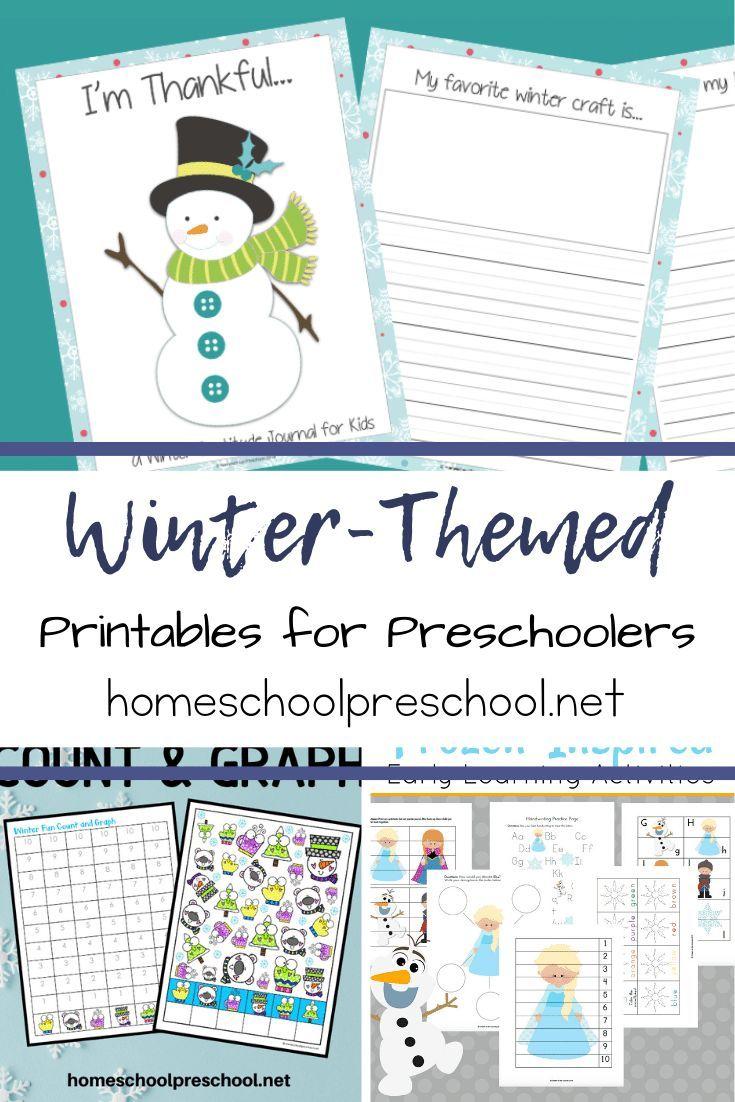 Winter Printables For Preschool Winter Printables Winter Activities For Kids Family Activities Kindergarten [ 1102 x 735 Pixel ]