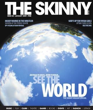 The Skinny January 2009 Issue 40