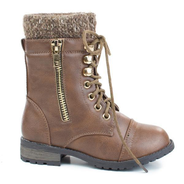 Best 25  Brown combat boots ideas on Pinterest | Combat boots ...