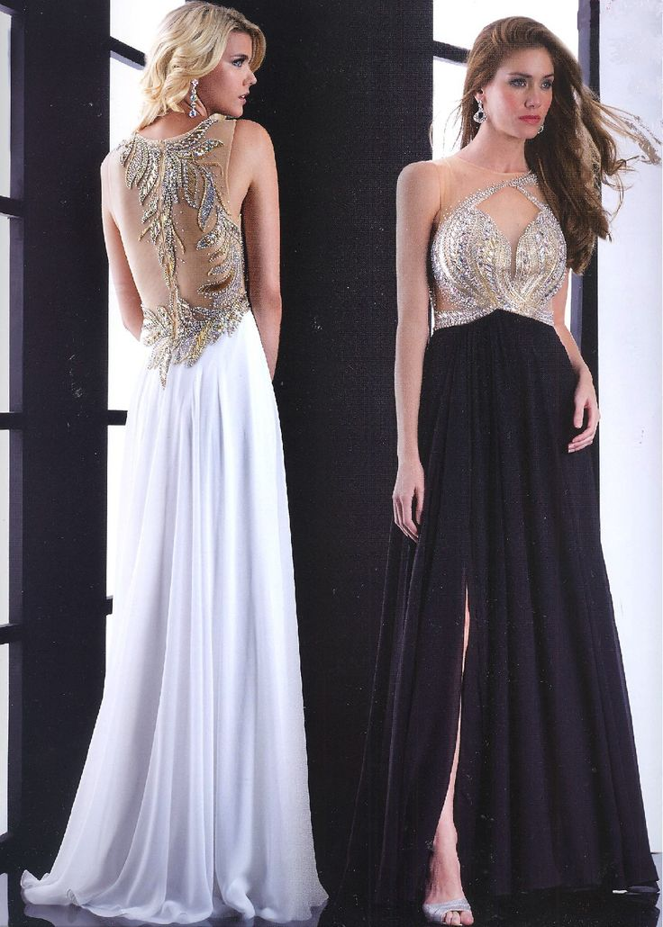 Contemporary Evening Gowns In Las Vegas Motif - Top Wedding Gowns ...