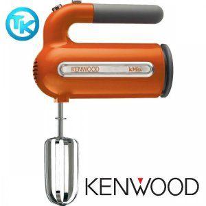 Kenwood kMix HM807 mikser ręczny pomarańczowy