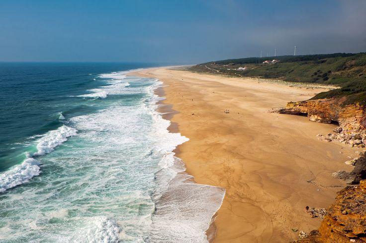 #Nazaret, #Portugal