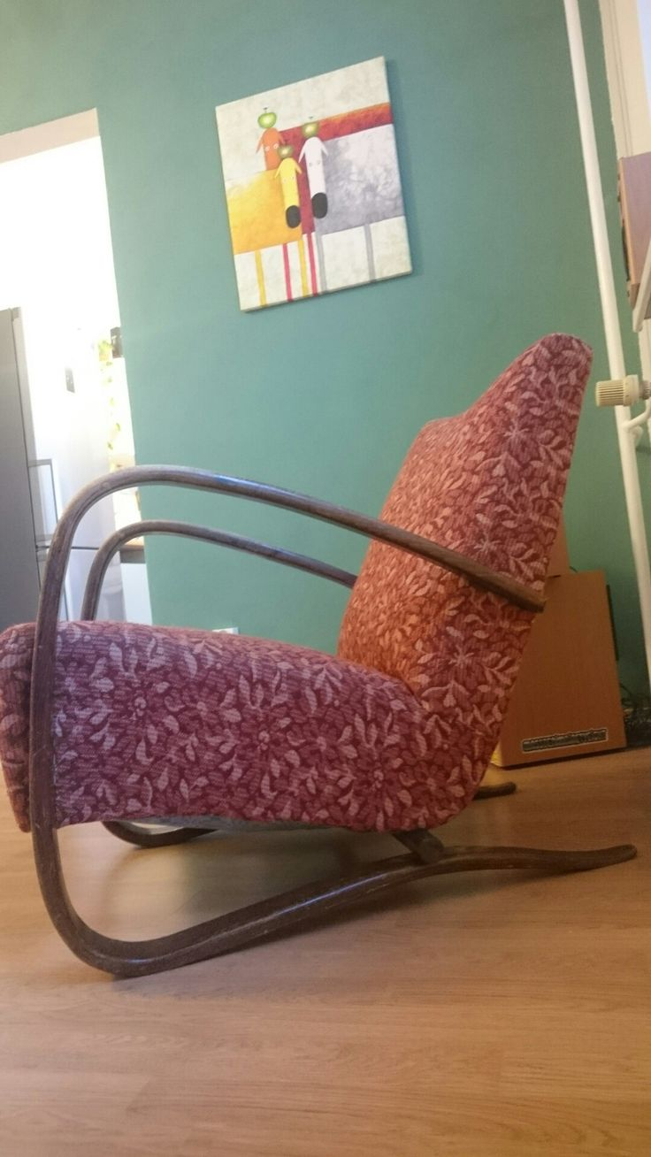 Legendary armchair Halabala H-269 , Can be yours for good price, contact me through my FB page, same as name of this folder;)