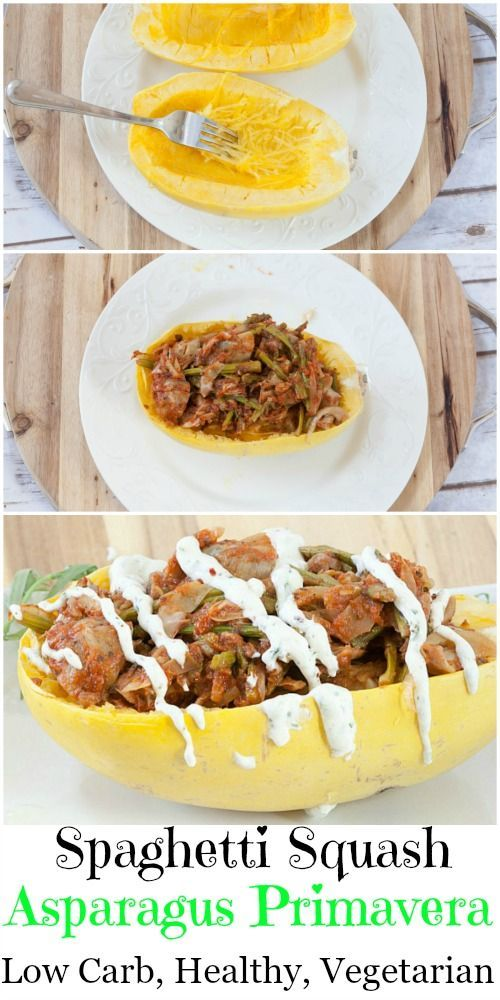 This was so good! So quick to cook spaghetti squash in microwave