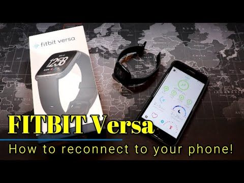 Fitbit Versa: How to reconnect it to your phone (or how to reset the