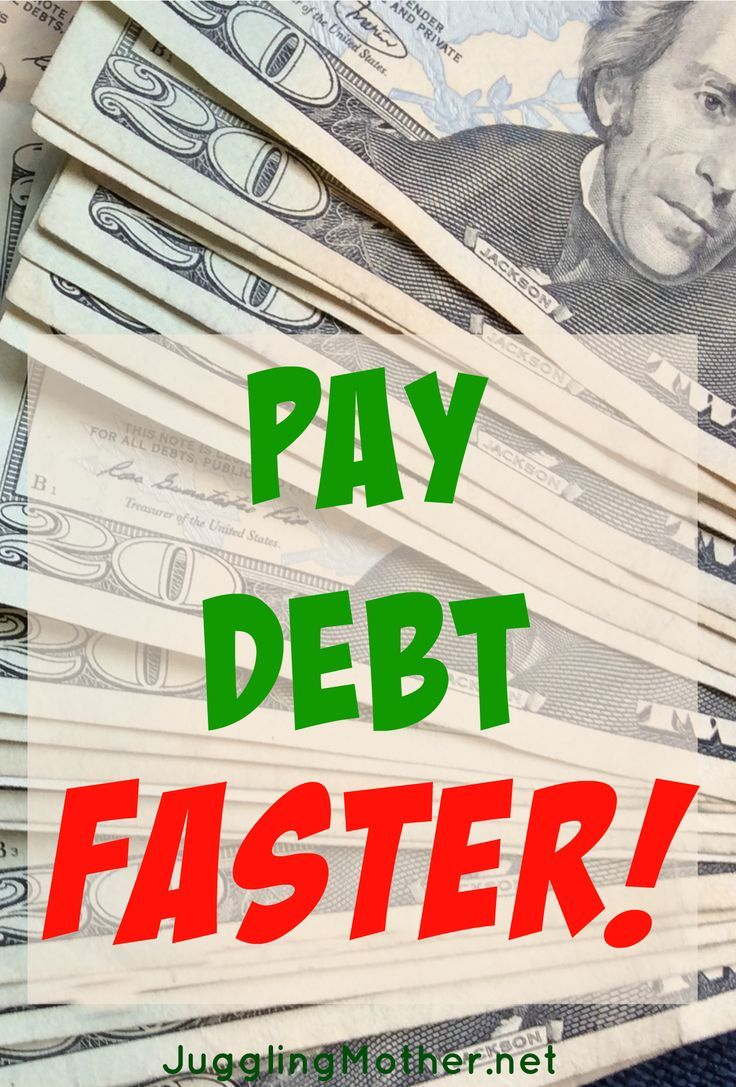 Pay Debt FASTER!