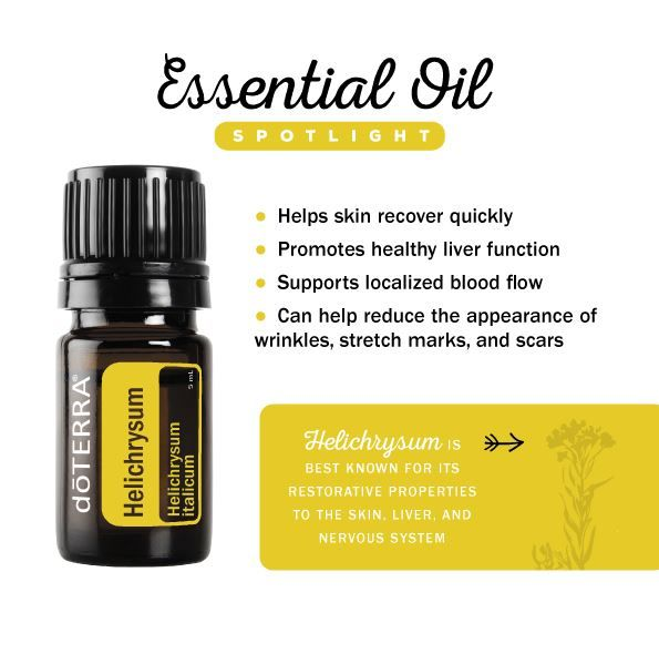 One of the most precious and sought-after essential oils, Helichrysum has traditionally been used for its soothing and regenerative effects. The rare essential oil of Helichrysum is distilled from the flower cluster of an evergreen herb and is highly prized by essential oil users.