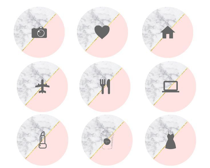 Instagram Highlight Covers Aesthetic In 2020 Instagram White Instagram Aesthetic Free Instagram