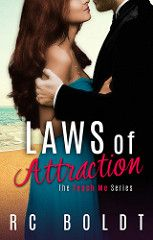 Laws of Attraction Teach Me Bk 4 By RC Boldt Genre: Contemporary Romance Military, Humor, Romantic Comedy Release Date: August 9, 2016 Sometimes the perfect person for you is the one you least expected it to be...