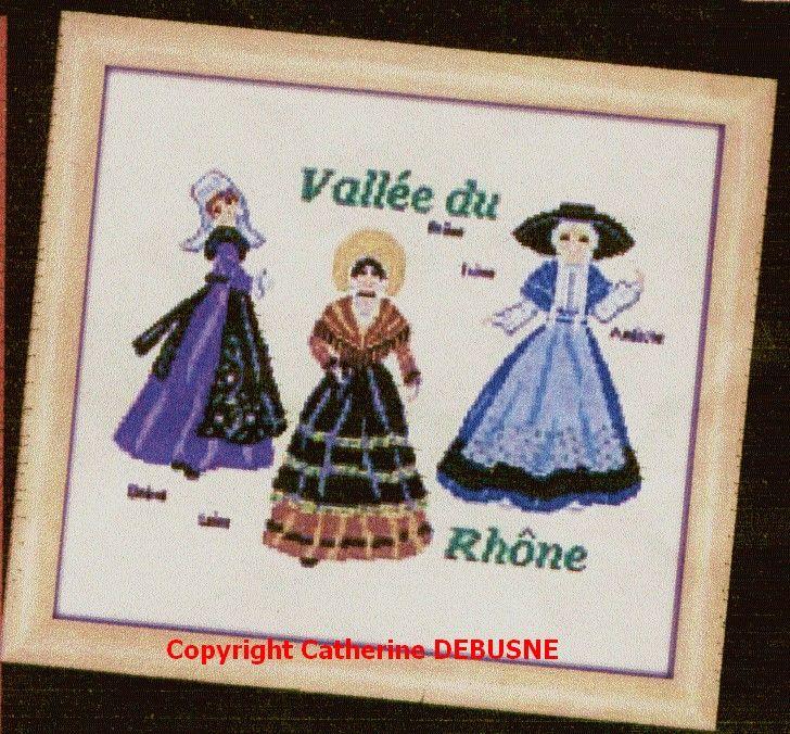 Conception et copyright Catherine Debusne pour Luc Créations, que vous DEVEZ nommer aussi. RESPECT de la LOI, MERCI http://www.luc.tm.fr/catalogue/kits-points-comptes/tableau-a-broder-autres-createurs/catherine-debusne