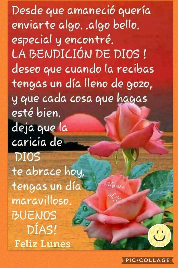 Pin by Martha on Buenos Dias | Good morning in spanish ...