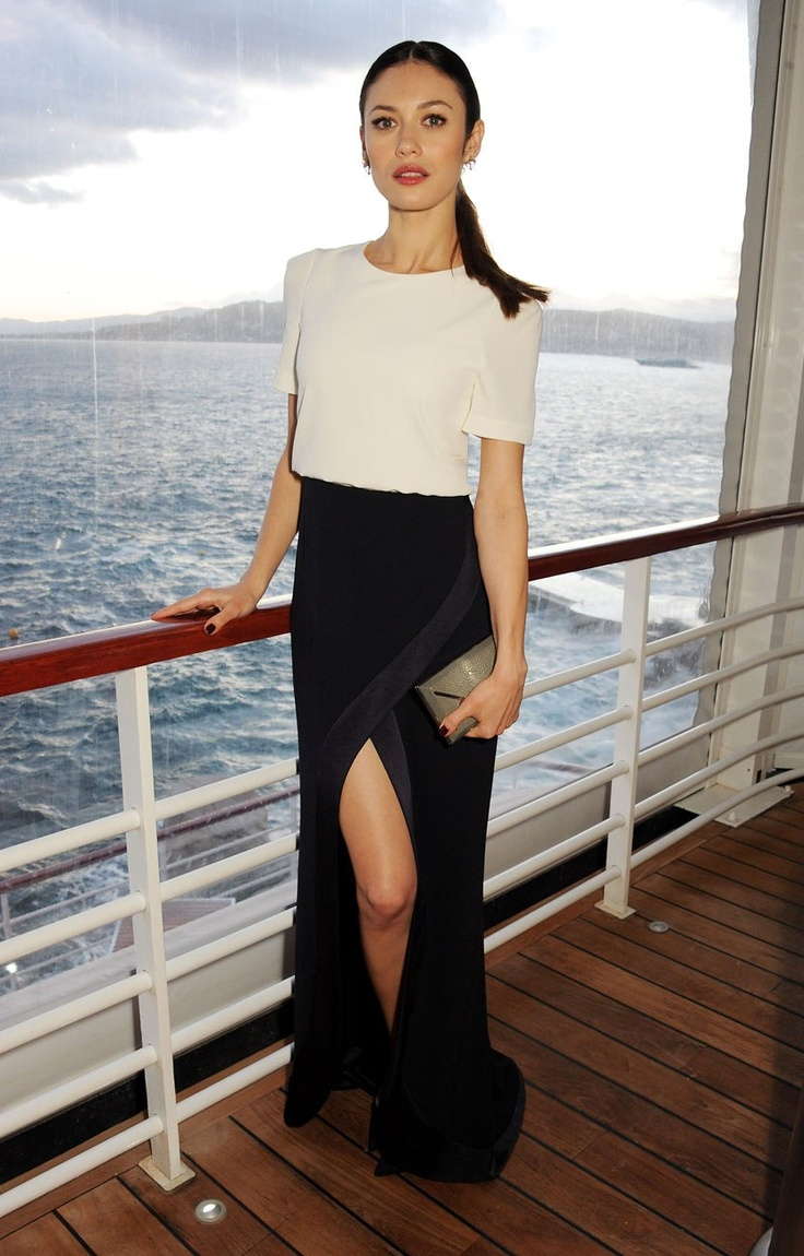 Olga Kurylenko, Cannes Share and Enjoy! #anastasiadate