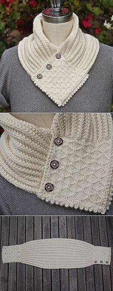 Замечательная идея для вязания. .