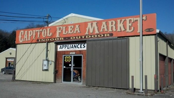 15 Must-Visit Flea Markets In West Virginia Where You'll Find Awesome Stuff