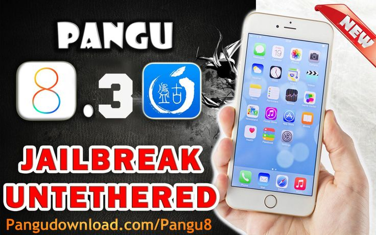 Pangu iOS 8.3 Jailbreak update and release date - PanGu Jailbreak team announced, they already established iOS 8.3 jailbreak at the Mobile Security Conference in Shanghai