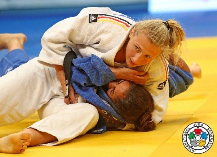 Judo: Wer sich alles zutraut, kann jede schlagen