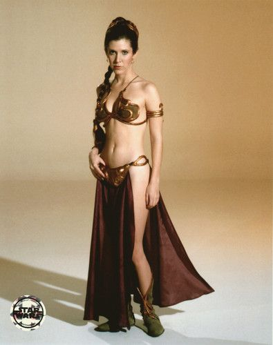 Rare Slave Leia Images - star-wars Photo | geekery ...