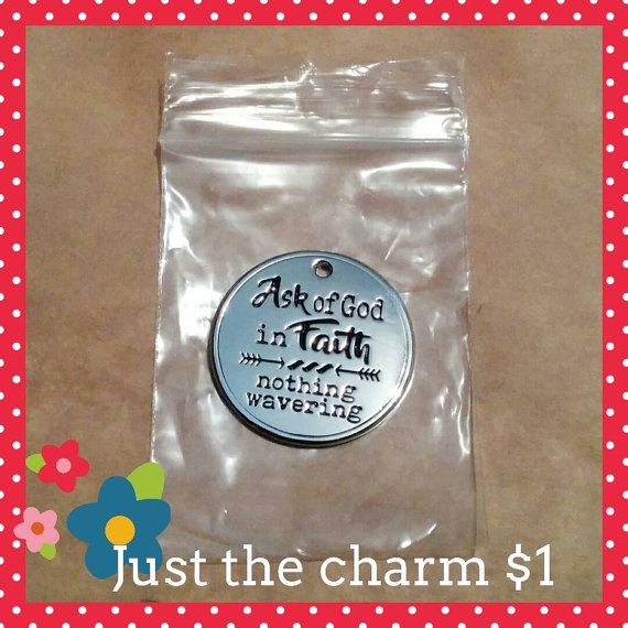 Budget friendly! Buy just the charm for your DIY projects. Add 1 round silver plated charm to a bracelet, necklace chain, keyring, or zipper pull. Comes packaged in a small Ziploc bag.