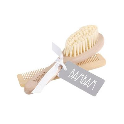 Brush and Comb Gift Bag