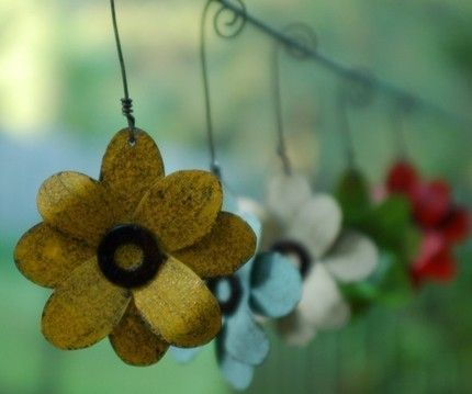 How to Make Aluminum Flowers | arab alabama is home to merritt hyde which is home to some of the most ...